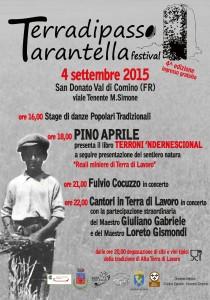 Terra di Passo Tarantella Festival